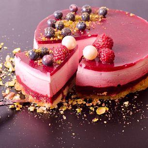 Náhľad témy Malinová torta