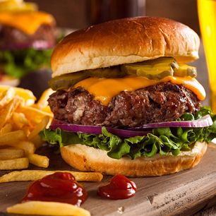 Náhľad témy Hamburger