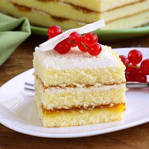 Náhľad témy Piškótový koláč