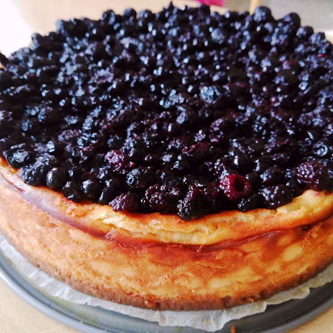 Náhľad receptu Cheesecake