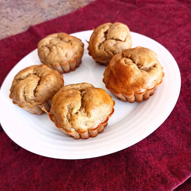 Náhľad receptu Muffiny pre detičky