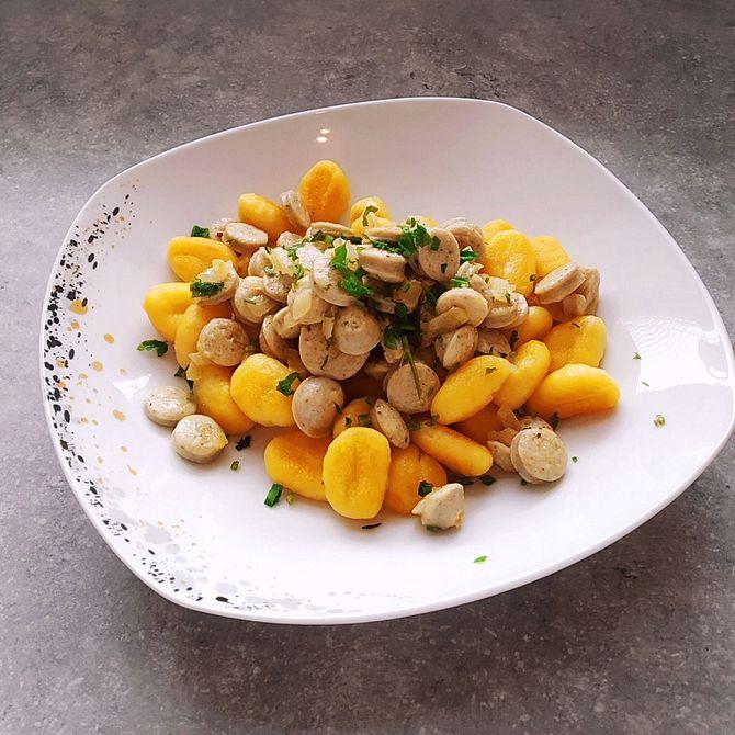 Náhľad receptu Núdzové Gnocchi