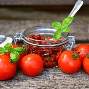 Náhľad témy Sušené paradajky