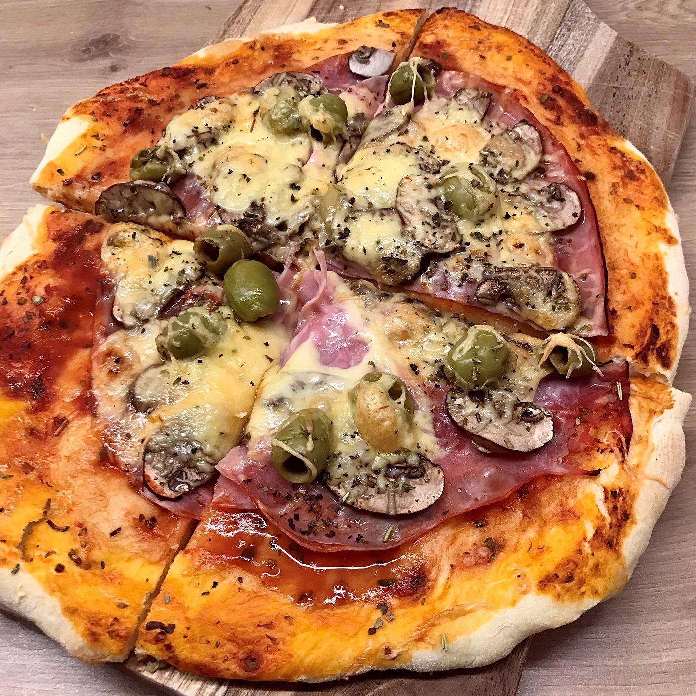 Domáca pizza - krok prípravy 2