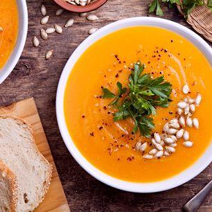 Náhľad témy Tekvicová polievka