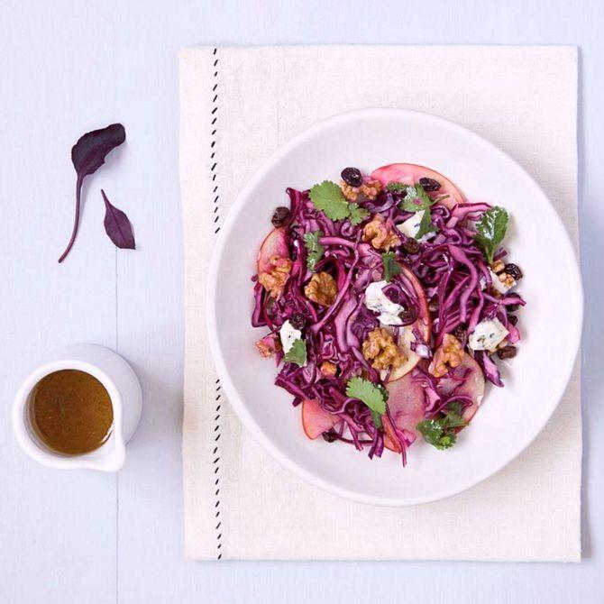 Náhľad receptu Jesenný šalát