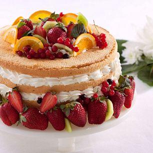 Náhľad témy Ovocné torty