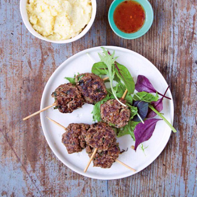 Náhľad receptu Kofta kebaby