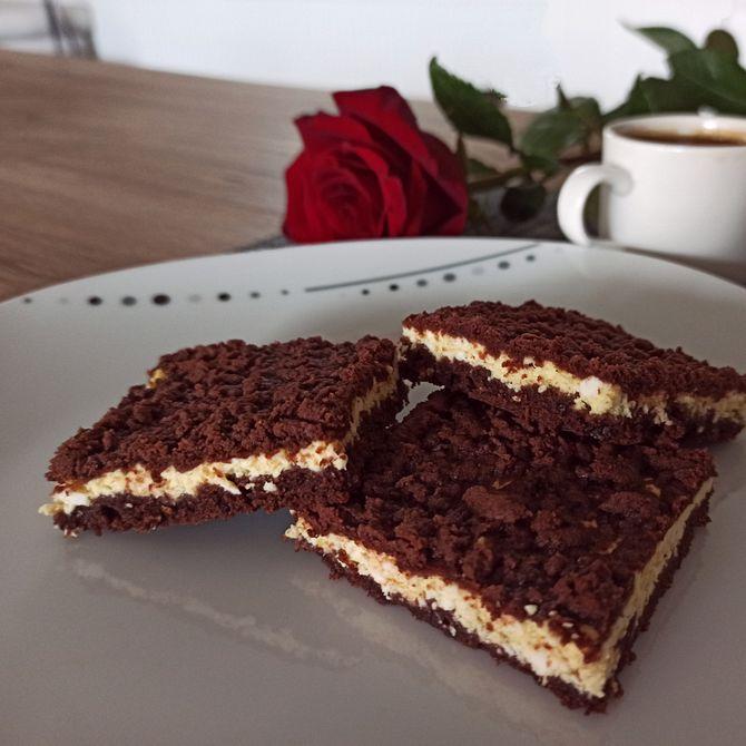 Náhľad receptu Strúhaný tvarohový koláč