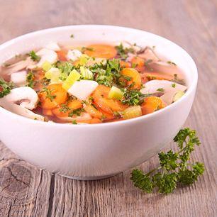Náhľad témy Zeleninové polievky