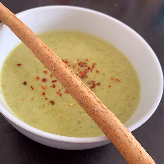 Náhľad receptu Špargľová polievka