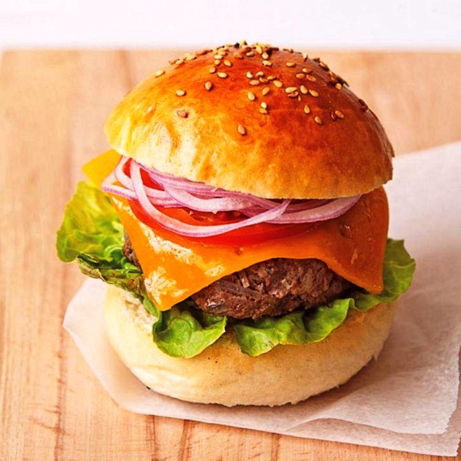 Náhľad receptu Cheeseburger