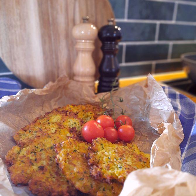Náhľad receptu Karfiolové placky