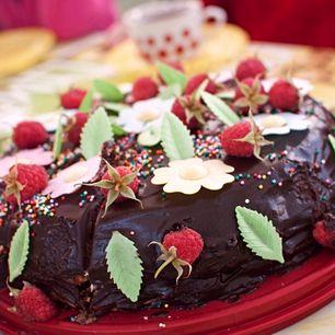 Náhľad témy Letná torta