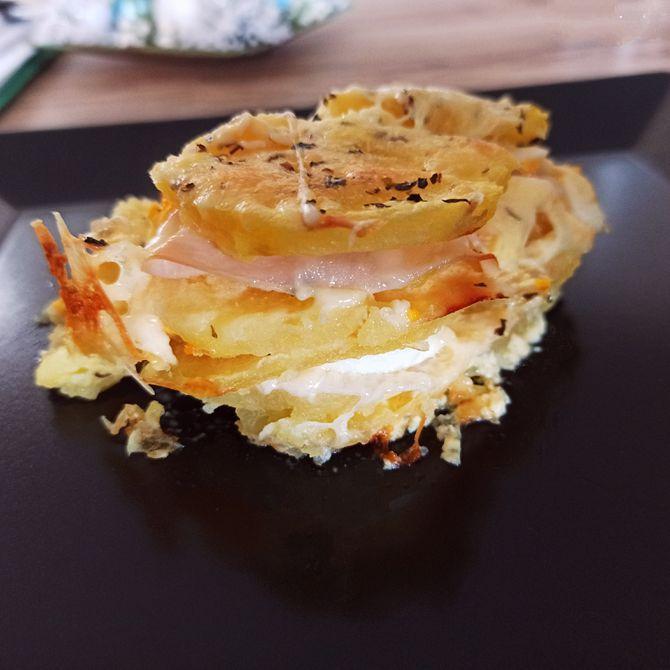 Náhľad receptu Skladané zemiaky