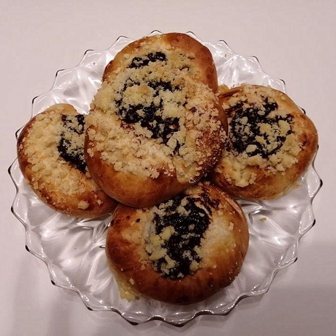 Náhľad receptu Moravské koláče