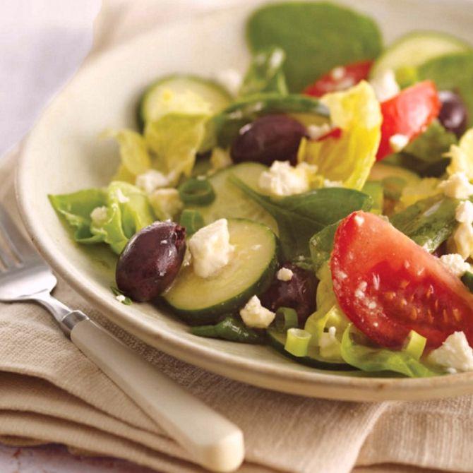 Náhľad receptu Grécky šalát