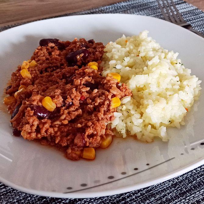 Náhľad receptu Chilli con carne