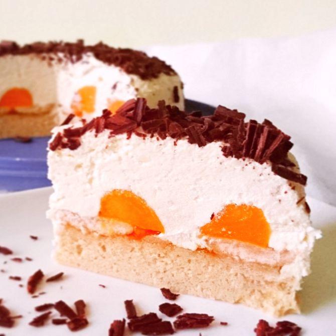 Náhľad receptu Tvarohová tortička