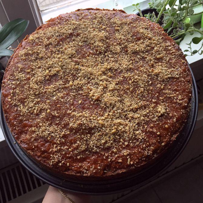 Náhľad receptu Mrkvový koláč